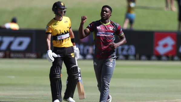 SA v PAK 2018-19: Lutho Sipamla picked in South Africa's squad for the T20I series
