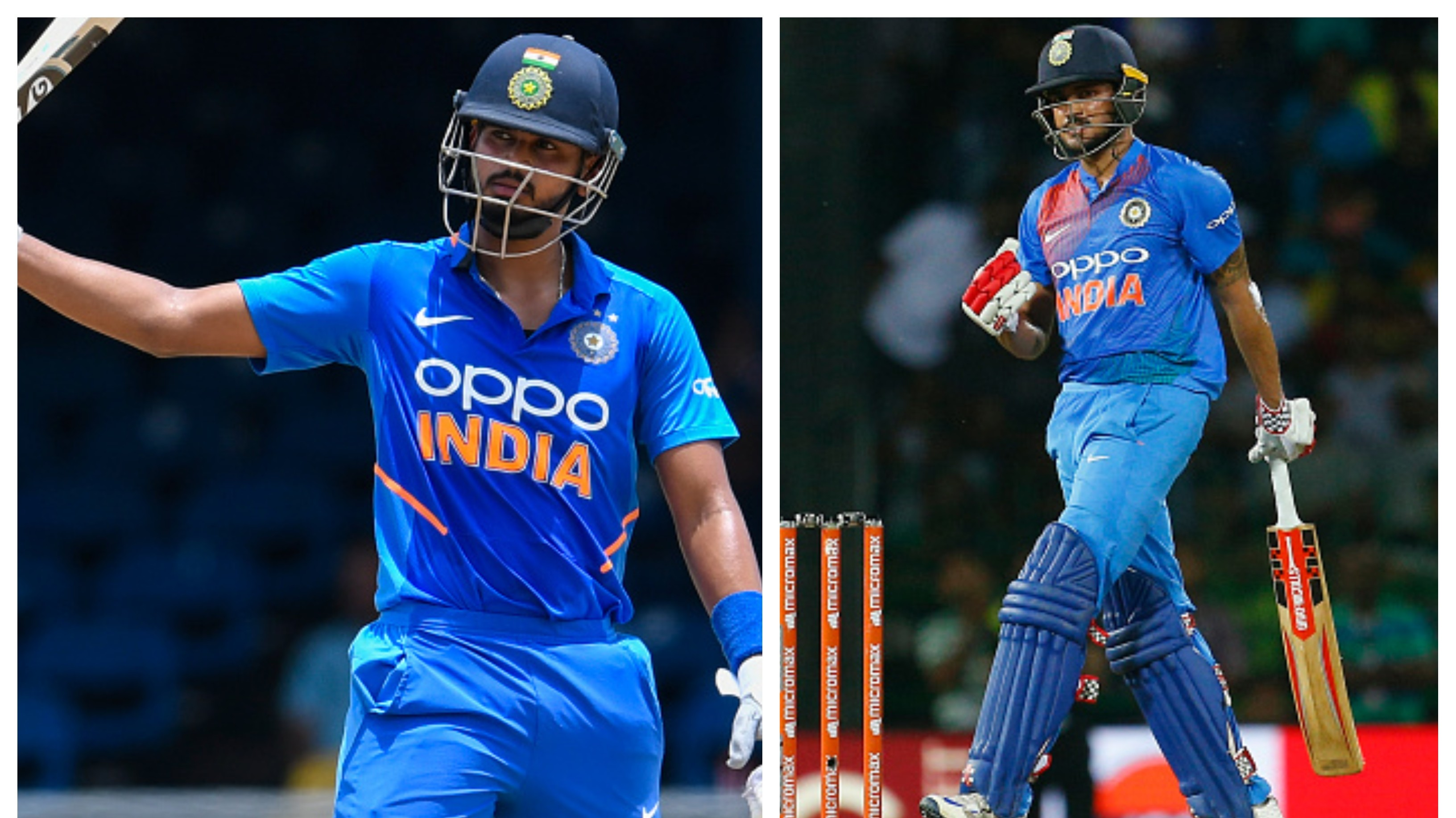 Manish Pandey, Shreyas Iyer to lead India A against South Africa A in the one-day series