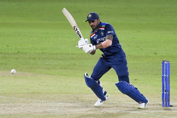 Manish Pandey made 26, 37 and 11 runs in three ODIs vs SL | Getty