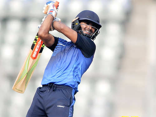 Virat Singh hit 71 for Jharkhand | TOI