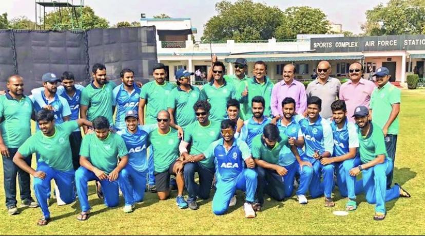 Andhra cricket Team | Twitter
