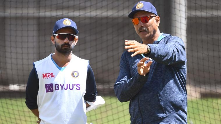 AUS v IND 2021: Ajinkya Rahane and Ravi Shastri's emotional reactions to India's inspiring Test series win