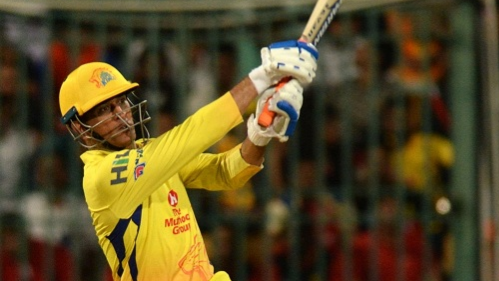 IPL 2018: Match 24 – RCB v CSK – MS Dhoni and Ambati Rayudu chase down 205 against RCB in style
