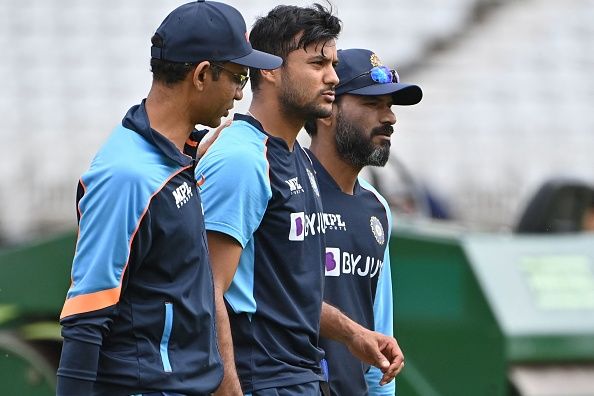 Mayank Agarwal won't feature in the opening Test | Getty