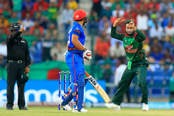 Shakib last played Bangladesh's Super Four match against Afghanistan | Getty Images
