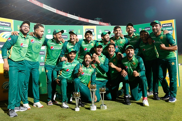 Pakistan won the ODI series 2-1 | Getty