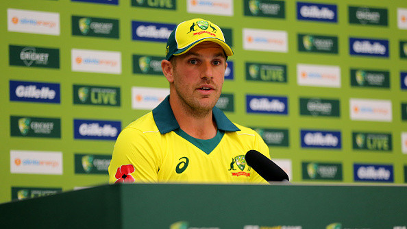 AUS v IND 2018-19: Aaron Finch confirms Australia's playing XI for the Sydney ODI