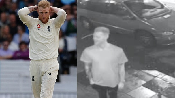 WATCH: Ben Stokes caught mocking a gay couple in the newly released CCTV footage in court