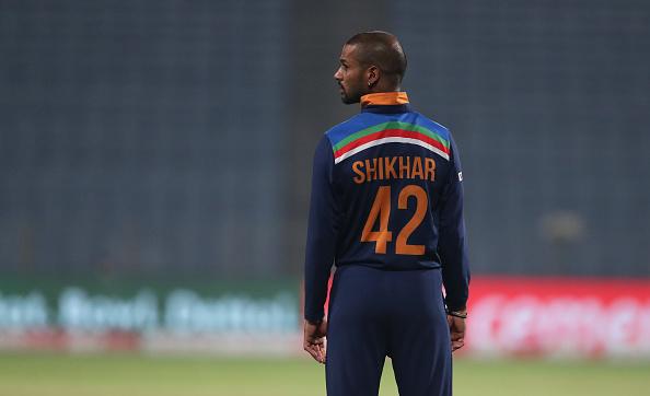 Shikhar Dhawan   Getty