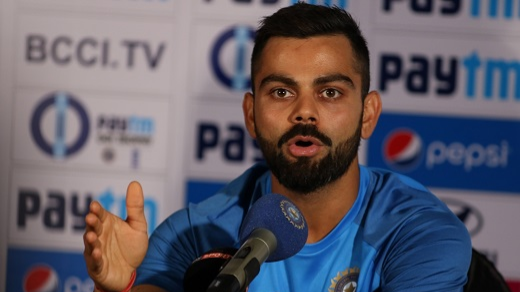 Virat Kohli opens up about the future of MS Dhoni in the Indian team
