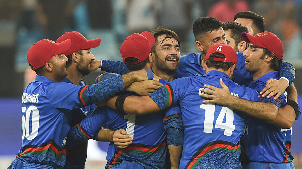 Asia Cup 2018: Tie versus India is like a win for Afghanistan, says Asghar Afghan