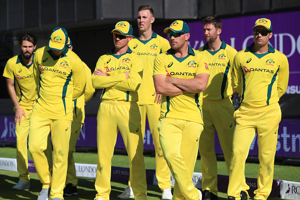 Australia lost the five-match ODI series to England | Getty Images