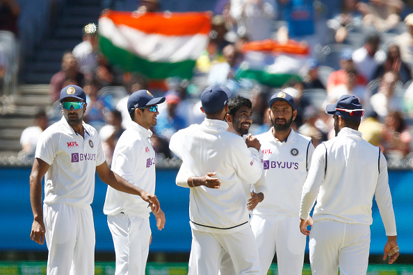 Sunil Gavaskar credited bowlers for India's win | Getty Images