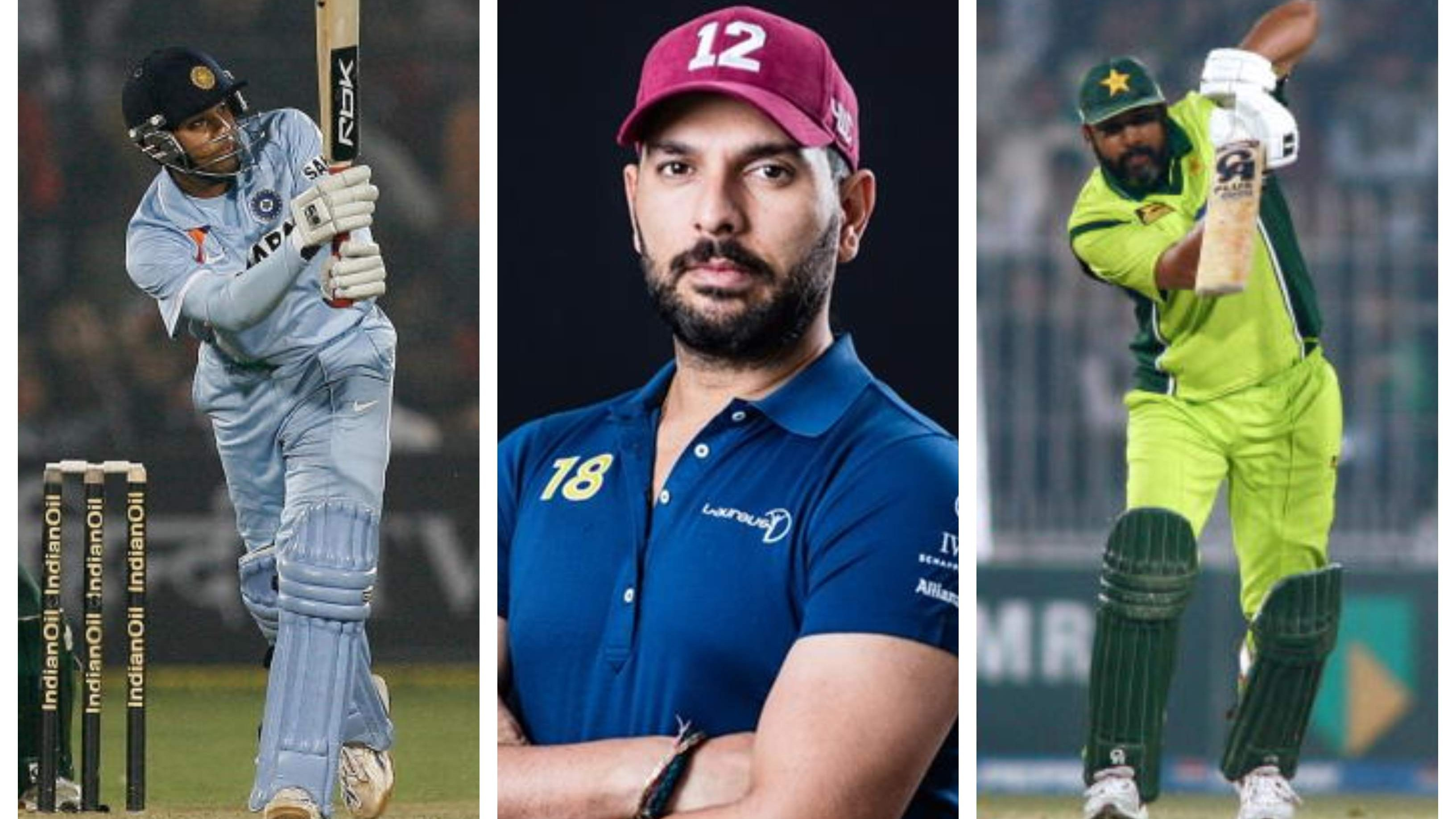Young Rohit Sharma reminded me of Inzamam-ul-Haq, recalls Yuvraj Singh