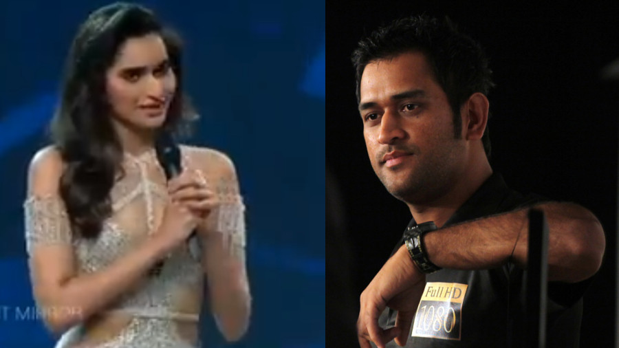 WATCH: Runner-up of Miss Diva 2018 speaks on leadership of MS Dhoni during the contest