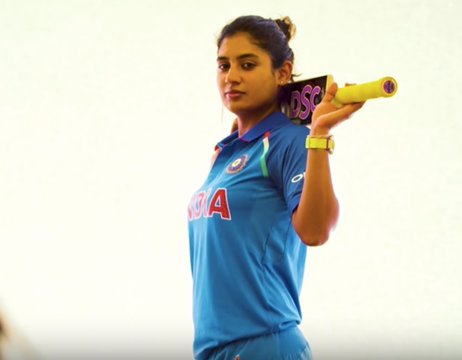 Mithali Raj has been nominated for Women Player of the decade award