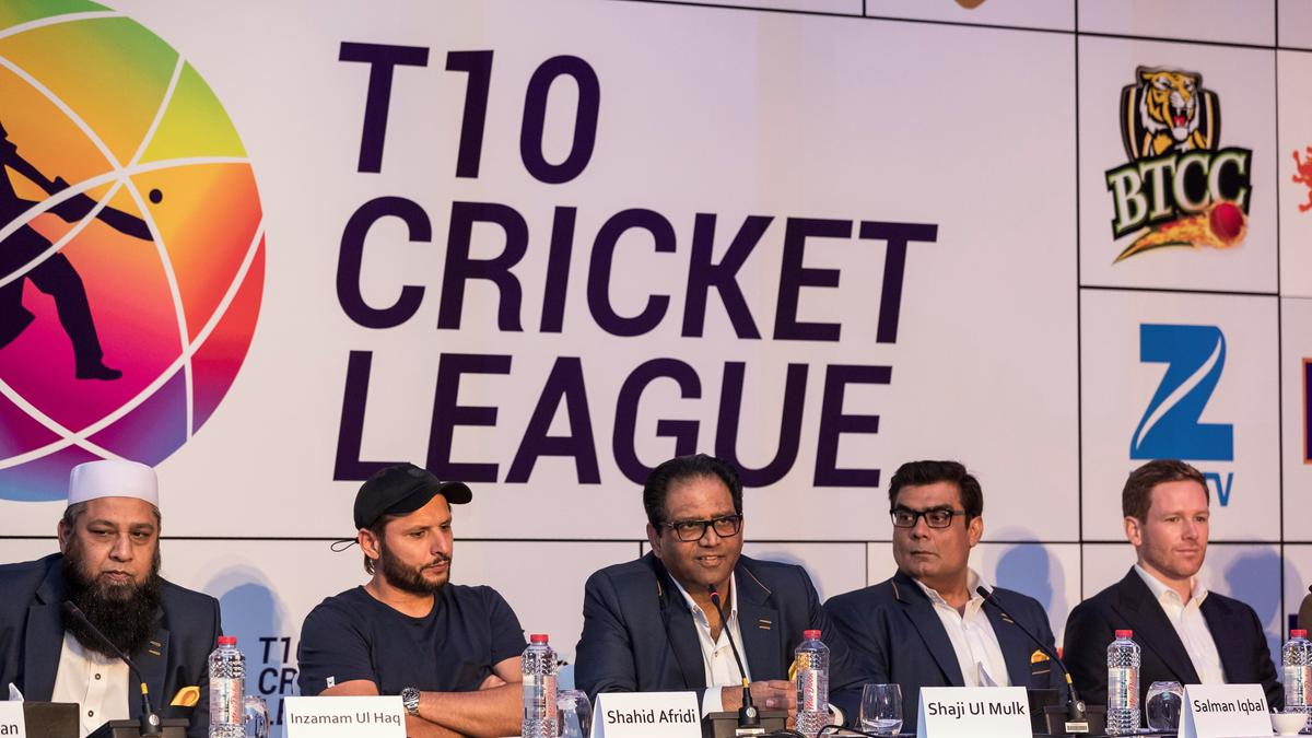 PCB has given NOCs to its players for T-10 league