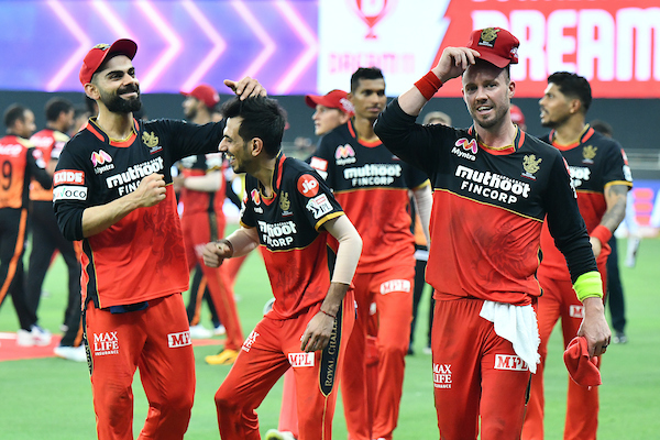 The RCB team are looking potent enough to go all the way this season |  BCCI/IPL