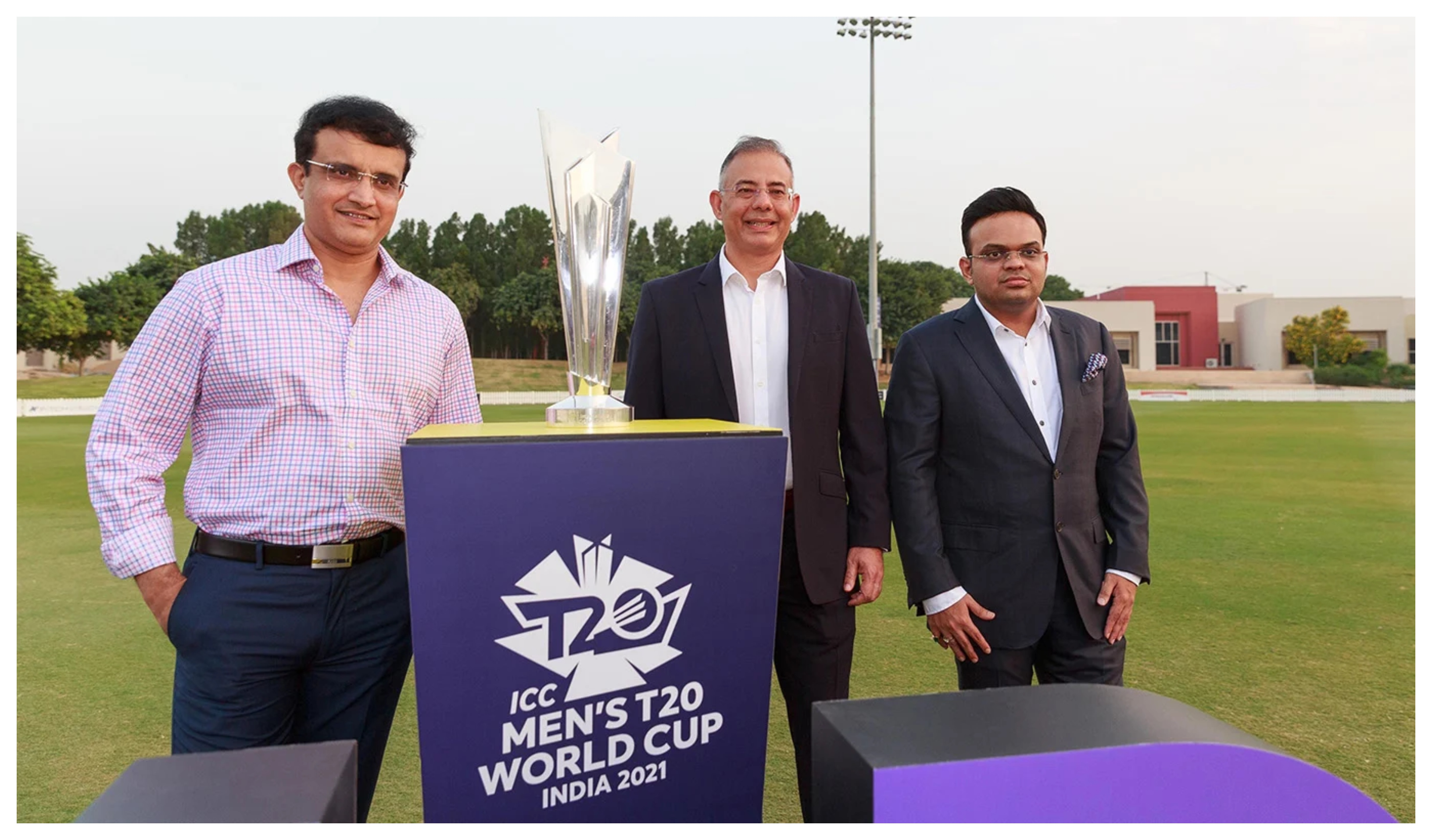 ICC has backup plans in place for the T20 World Cup 2021 | ICC/Twitter