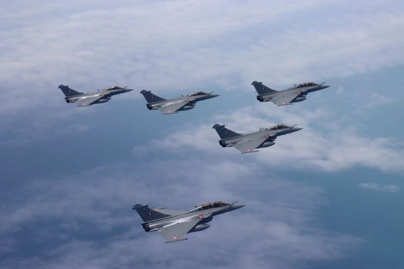 IAF becomes more formidable than ever with the addition of Rafale | ANI