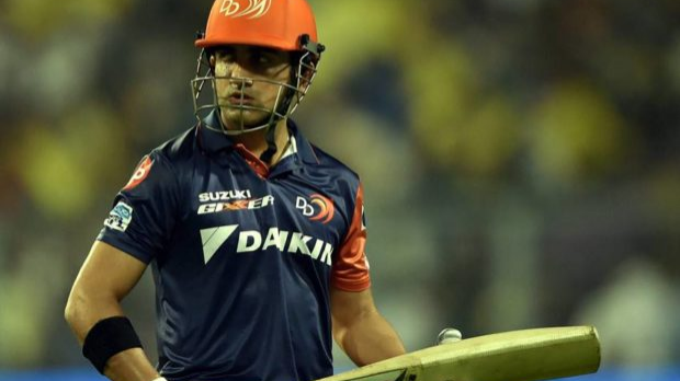 IPL 2018 : अभिनव बिंद्रा के सिर्फ एक शब्द ने ही गौतम गंभीर के निष्पक्ष भाव को किया बंया