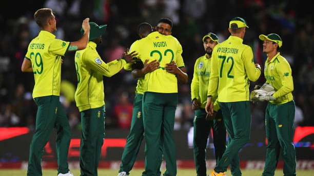 SA v ENG 2020: First T20I - Statistical Highlights