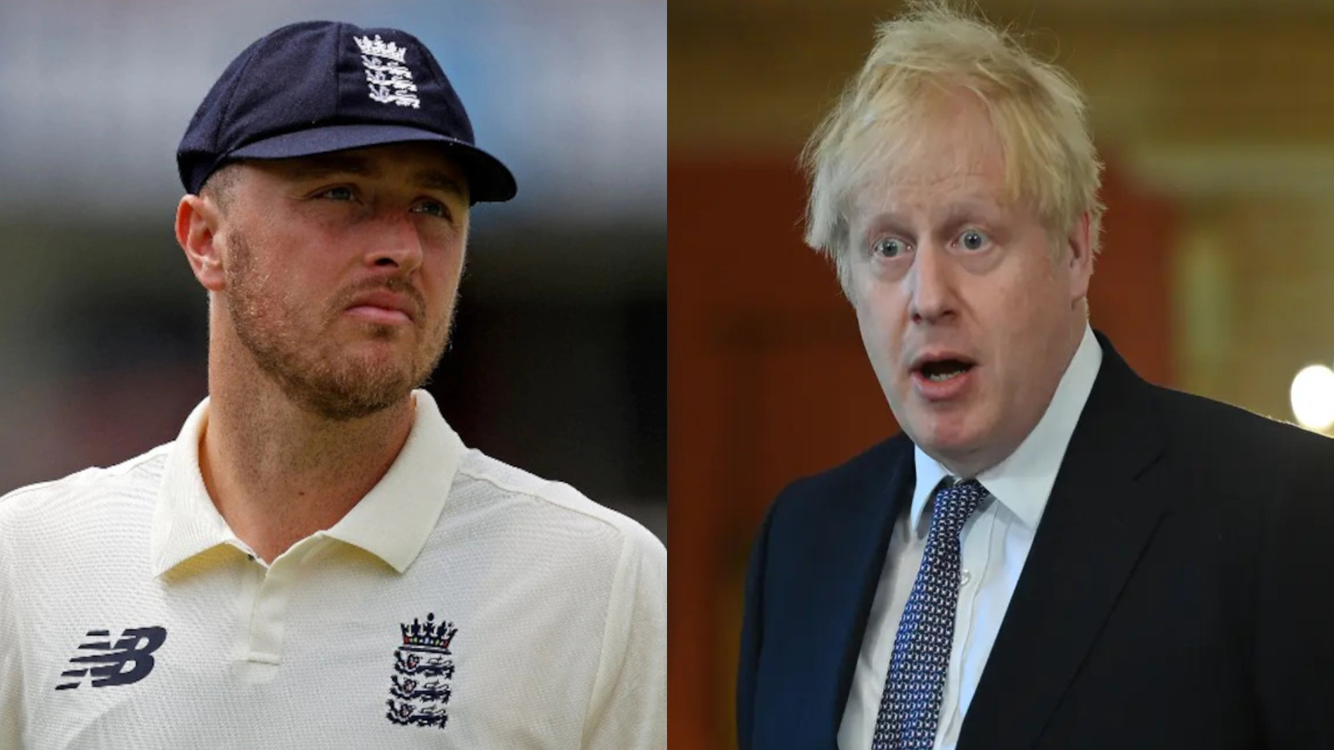 UK PM Boris Johnson supports comments that called ECB's suspension of Robinson 'over the top'