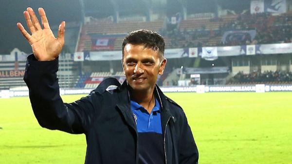 IPL 2018: Watch- राहुल द्रविड़ ने एक बार फिर जीता अपनी सादगी से लोगों का दिल