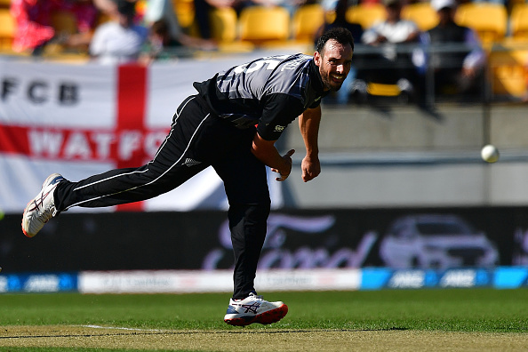 Mitchell has played nine Twenty20 internationals for New Zealand | Getty Images