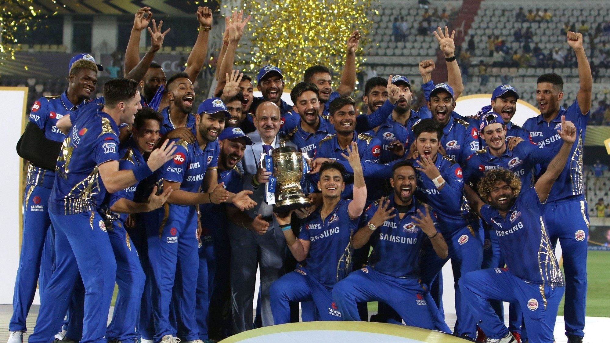 IPL 2019: Final, MI v CSK - Statistical Highlights