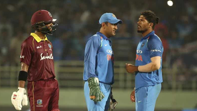 IND v WI 2018: Shai Hope thankful to MS Dhoni for a plan that worked in his favor