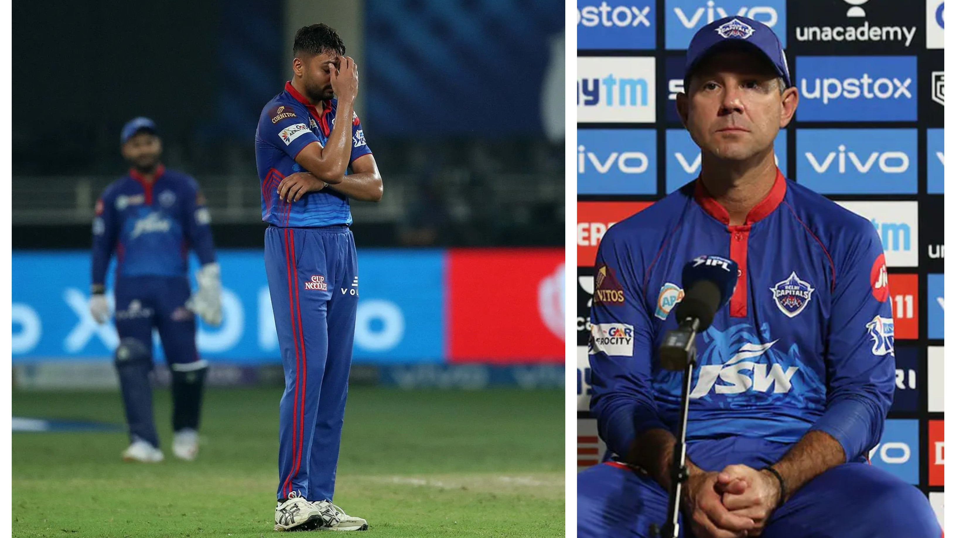 IPL 2021: Defeat against RCB will give the boys a chance to reflect and improve, says DC coach Ricky Ponting