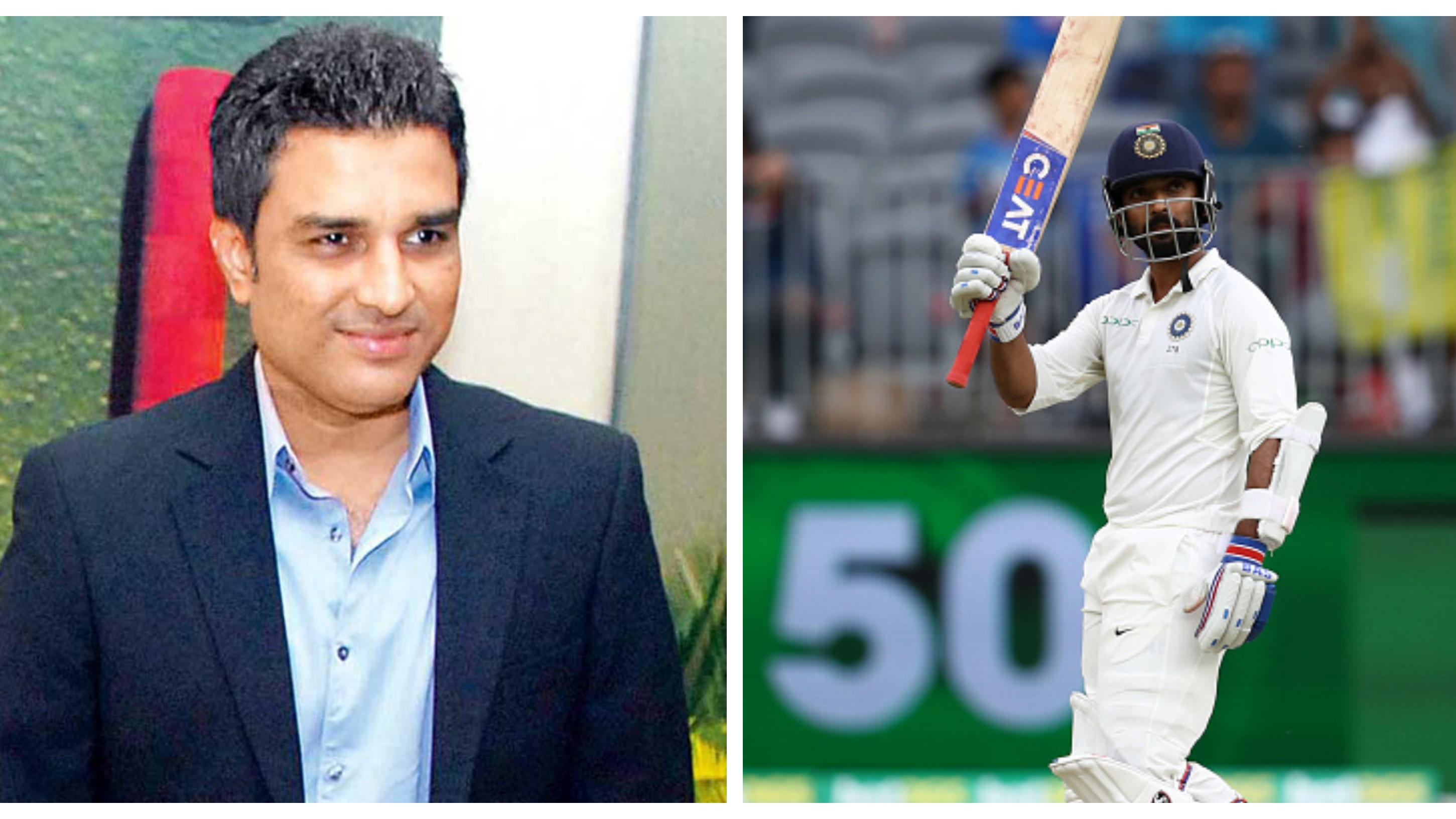 AUS v IND 2018-19: The graph is slowly but surely climbing upwards for Rahane, says Sanjay Manjrekar