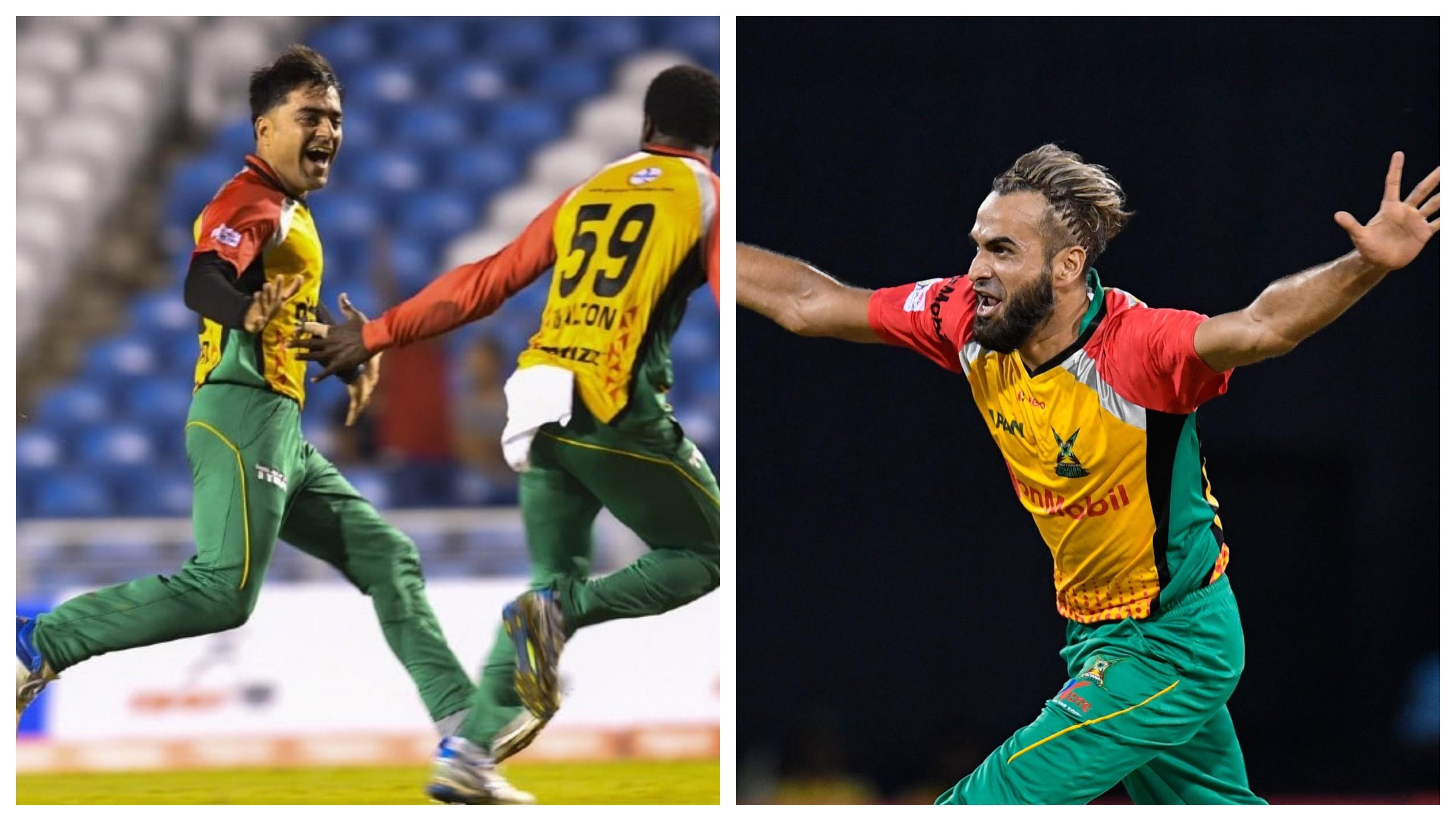 CPL 2020 Draft: Barbados Tridents pick Rashid Khan; Imran Tahir returns to Guyana Amazon Warriors
