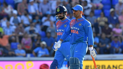 ENG v IND 2018: 2nd T20I – India ends well to reach 148/5 batting first with Virat Kohli making 47