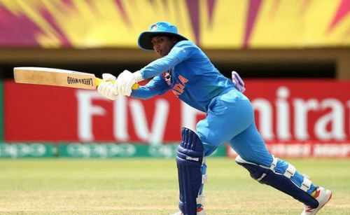 Mithali, who scored two fifties in the tournament, and has the most runs by an Indian in the format, was dropped from the semis | Getty