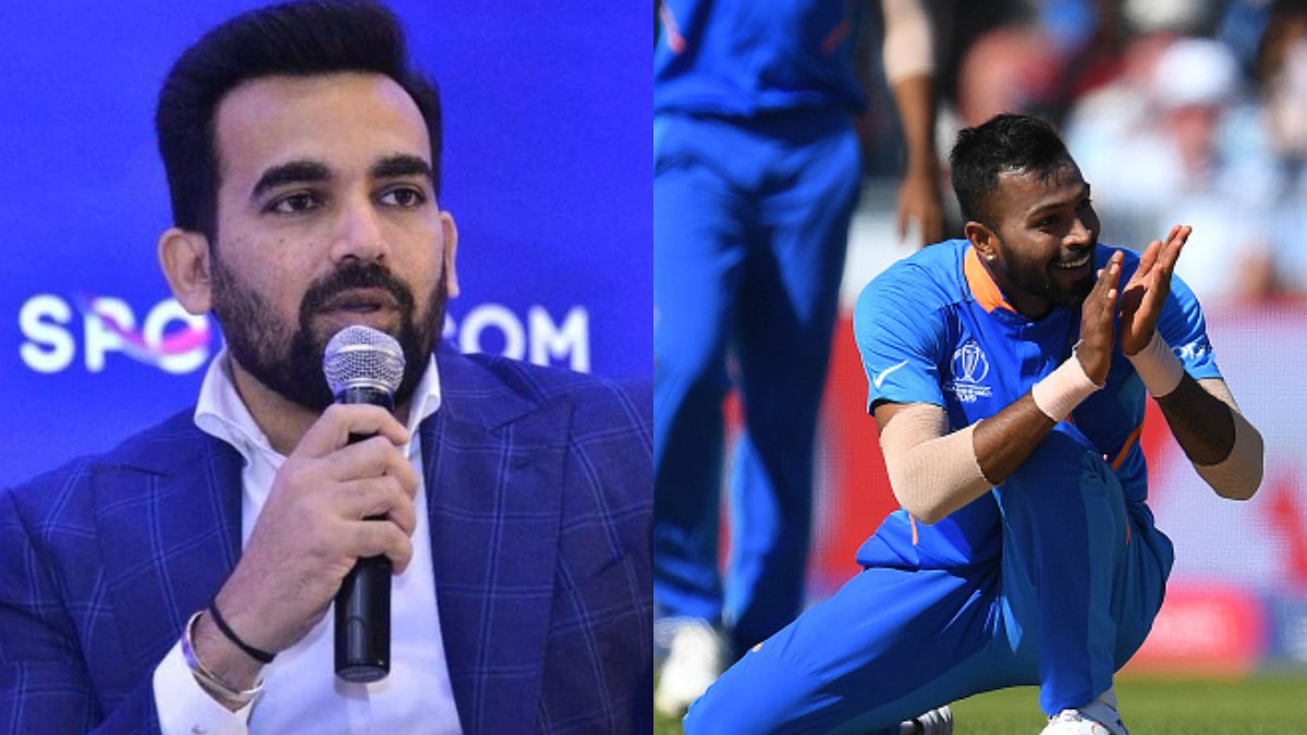 Hardik Pandya posts a cheeky wish for Zaheer Khan on his 41st birthday