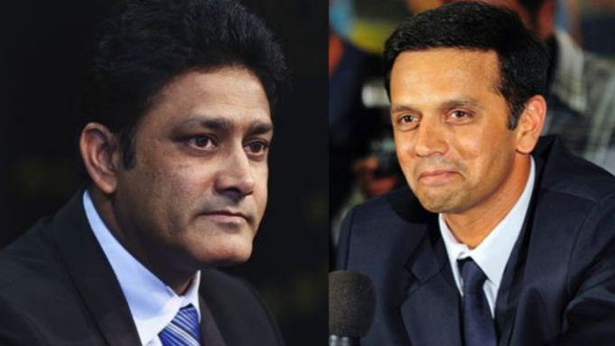 Rahul Dravid and Anil Kumble wanted by BJP to woo voters in the Karnataka polls