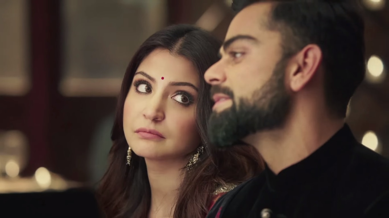 विराट कोहली ने शेयर की वीडियो, अनुष्का बोली 'क्या बकवास है'