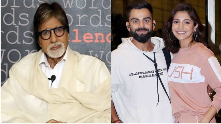 Amitabh Bachchan shares viral post after birth of Virat Kohli's daughter