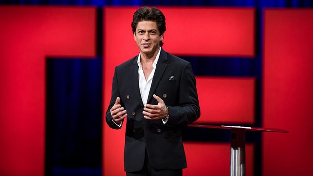 Shah Rukh Khan hosting Ted Talks India