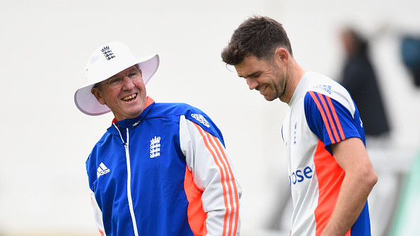 ENG v IND 2018: Trevor Bayliss claims James Anderson could play for 'three or four more years'