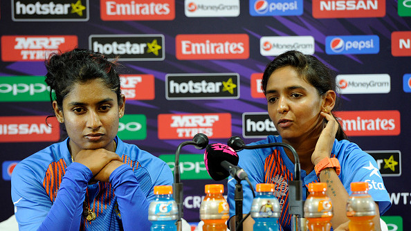 Mithali and Harmanpreet meet BCCI officials over WT20 selection matter, coach Powar summoned