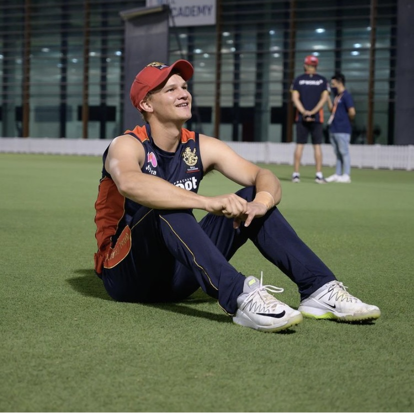 Josh Philippe has been retained by RCB for upcoming season | Josh Philippe Twitter