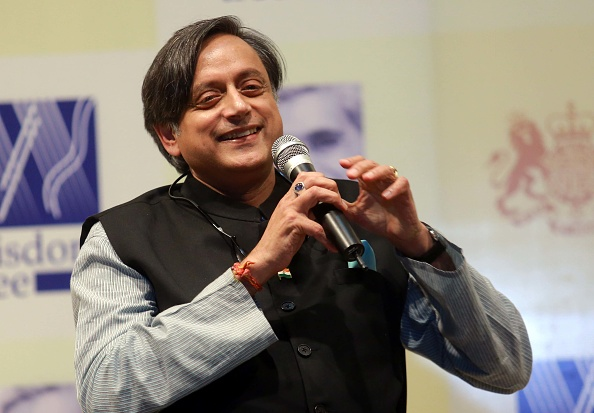 Shashi Tharoor | GETTY