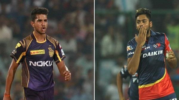 IPL 2018: शिवम मावी और अवेश खान को लगी फटकार