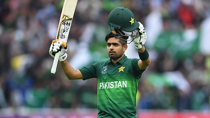 CWC 2019: Babar Azam happy with Pakistan's performance in second half of World Cup