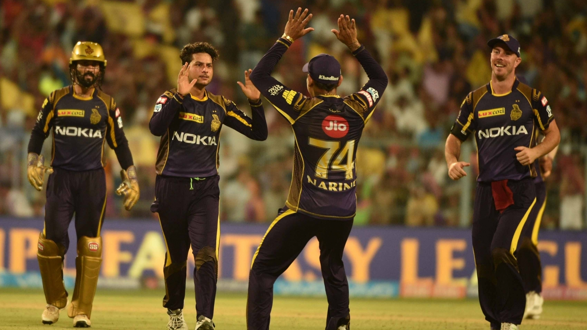 IPL 2018: Match 49th, KKR v RR – Kuldeep Yadav takes 4/20, as KKR defeats RR by 6 wickets