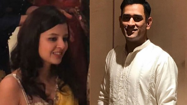 WATCH: Sakshi Dhoni sets dance floor on fire at her bestie's wedding