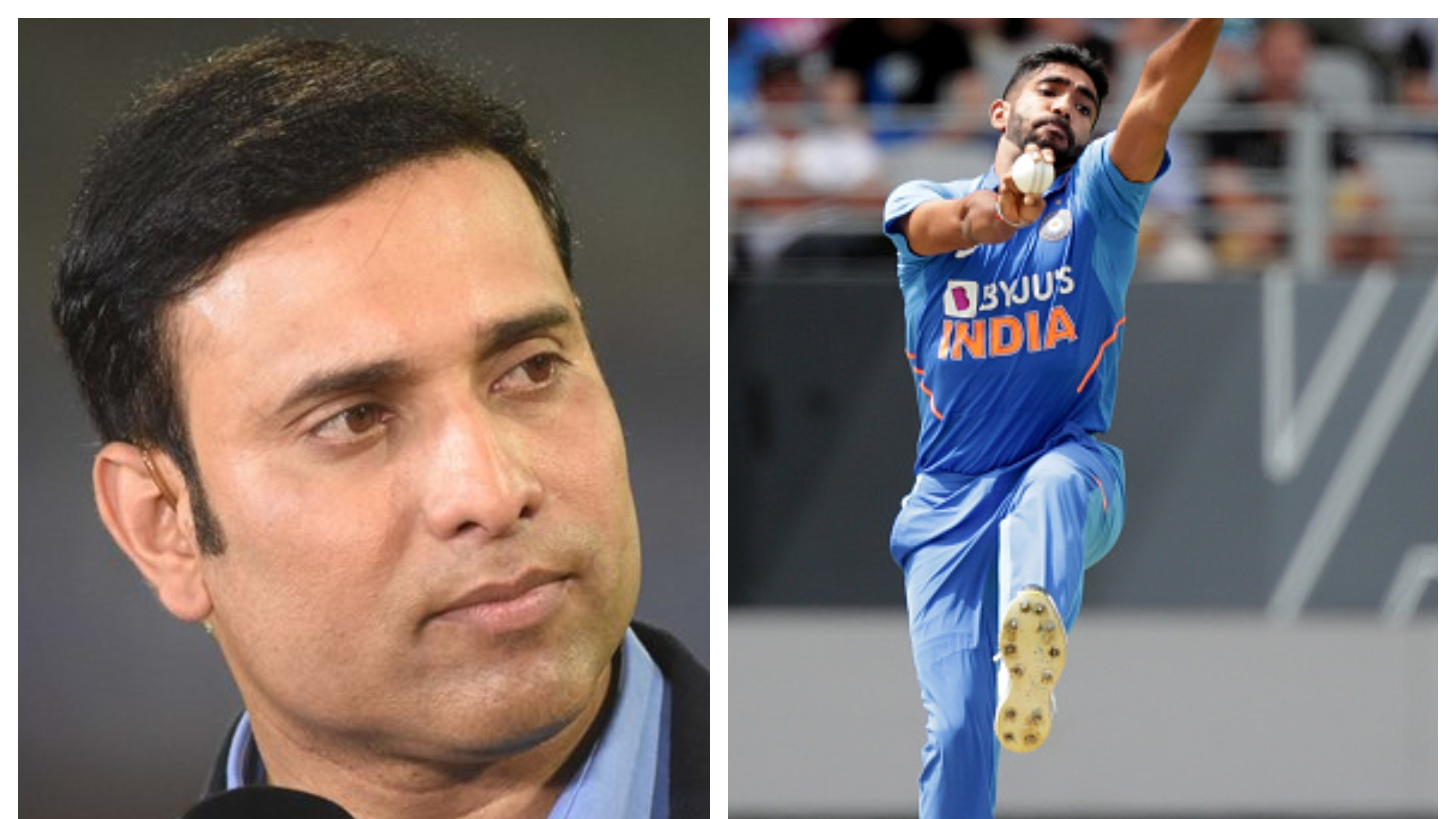 NZ v IND 2020: Laxman deems Bumrah's indifferent form a